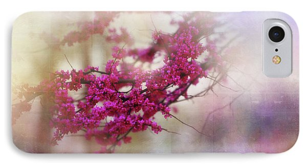 IPhone Case featuring the photograph Spring Dreams II by Toni Hopper