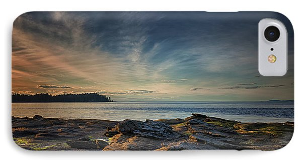 Spring Evening At Madrona IPhone Case by Randy Hall
