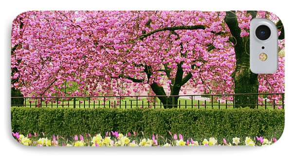 IPhone 7 Case featuring the photograph Spring Extravaganza by Jessica Jenney
