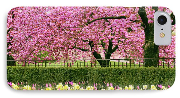 IPhone Case featuring the photograph Spring Extravaganza by Jessica Jenney
