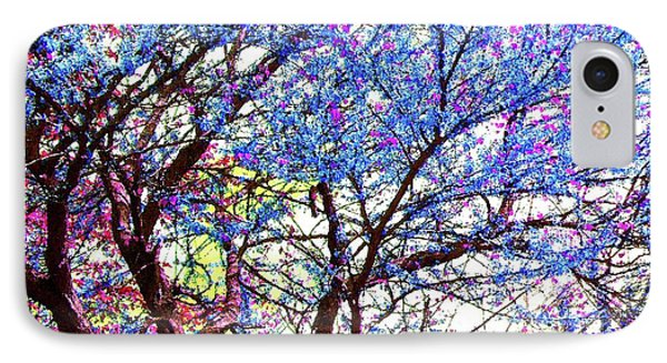 IPhone Case featuring the photograph Spring Fantasy by Susan Carella