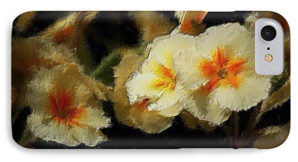 Spring Floral Phone Case by David Lane