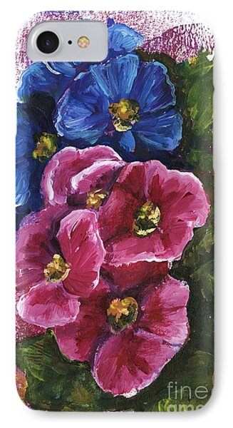 Spring Flowers IPhone Case by Alga Washington