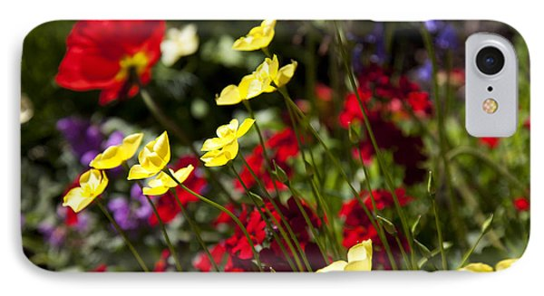 Spring Flowers Phone Case by Garry Gay