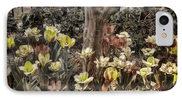 IPhone Case featuring the photograph Spring Flowers by Joann Vitali