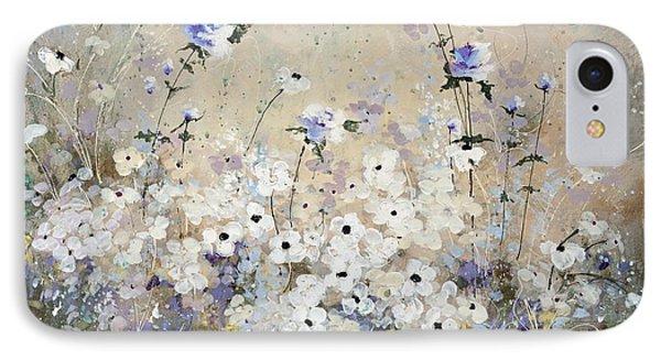 Spring Gardens IPhone Case by Laura Lee Zanghetti