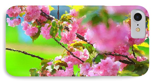 Spring Glory IPhone Case