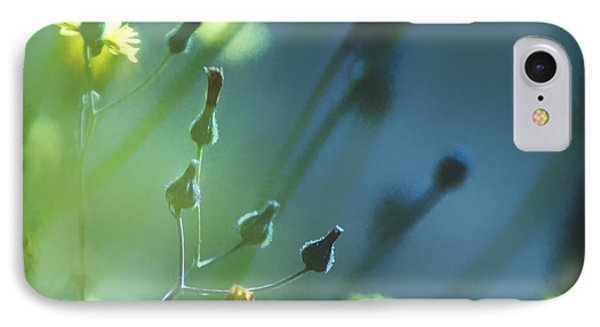 IPhone 7 Case featuring the photograph Spring Grass by Yulia Kazansky