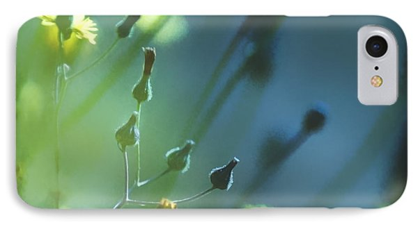 IPhone Case featuring the photograph Spring Grass by Yulia Kazansky