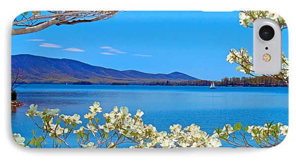 Spring Has Sprung 2 Smith Mountain Lake IPhone Case by The American Shutterbug Society