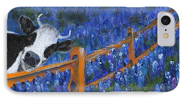 IPhone Case featuring the painting Spring Has Sprung by Jamie Frier