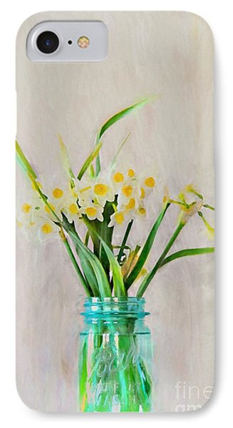 IPhone Case featuring the photograph Spring In The Country by Benanne Stiens