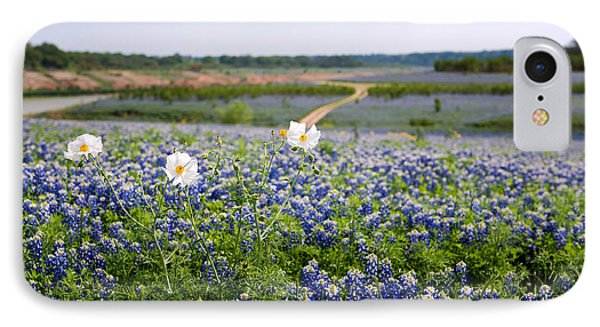 Spring In The Hill Country IPhone Case