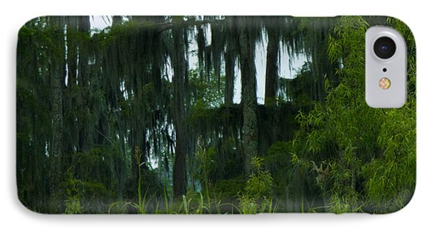 Spring In The Swamp IPhone Case by Kimo Fernandez