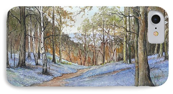 Spring In Wentwood Phone Case by Andrew Read