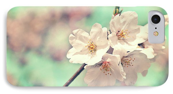 IPhone Case featuring the photograph Spring Is Coming by Delphimages Photo Creations