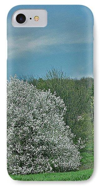 Spring Is Here Phone Case by Debra     Vatalaro