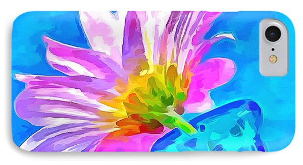 Spring Is Here IPhone Case by Krissy Katsimbras