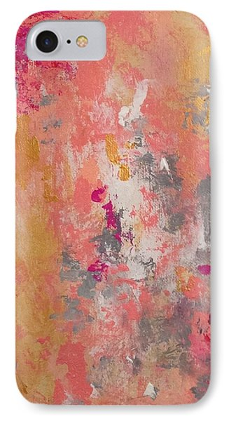 Welcome Spring IPhone Case by Suzzanna Frank