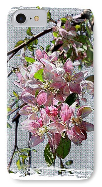 Spring Is Melting Away Phone Case by Carol Groenen