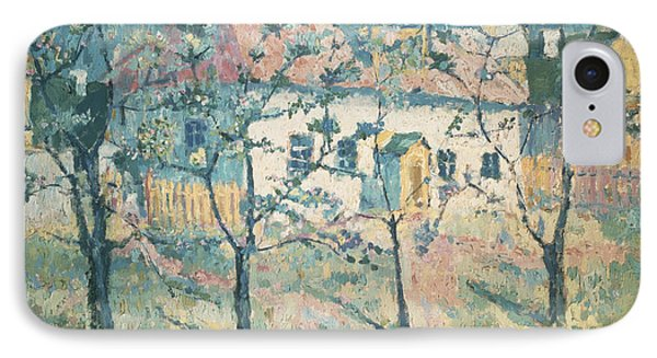 Spring Phone Case by Kazimir Severinovich Malevich