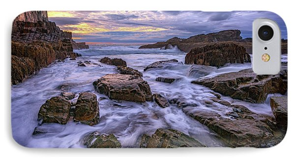Spring Morn At Bald Head Cliff IPhone Case by Rick Berk
