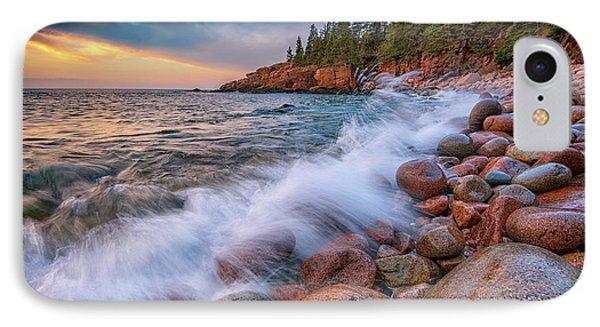 Spring Morning In Acadia National Park IPhone Case by Rick Berk