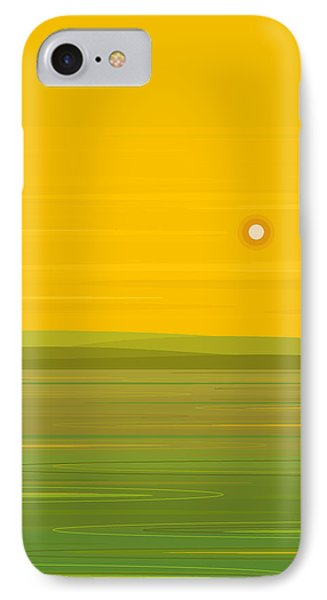 Spring Morning IPhone Case by Val Arie