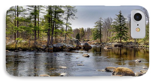 IPhone 7 Case featuring the photograph Spring Near Moose River Road by David Patterson