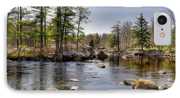 IPhone Case featuring the photograph Spring Near Moose River Road by David Patterson