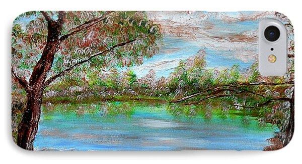 Spring On Arkansas' Greer's Ferry Lake IPhone Case