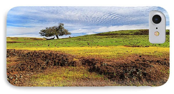 Spring On North Table Mountain IPhone Case by James Eddy