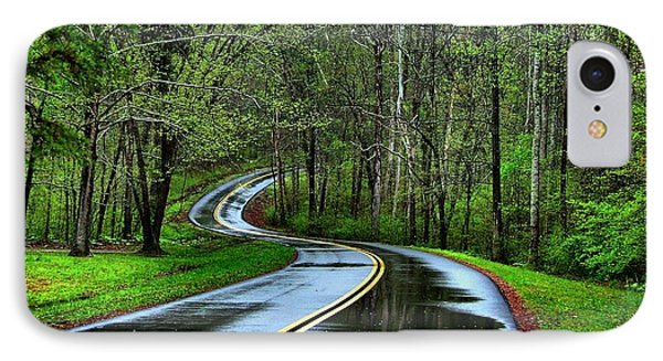Spring On The Natchez Trace IPhone Case