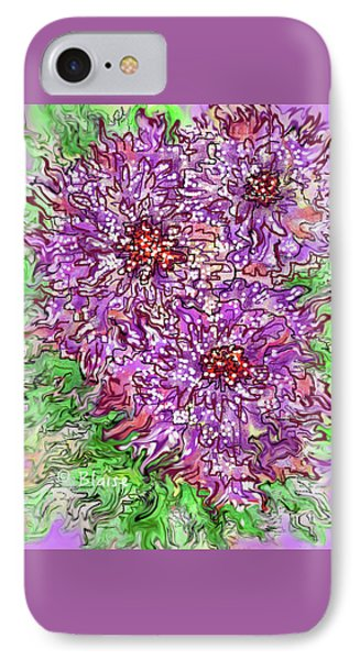 Spring On The Way IPhone Case by Yvonne Blasy