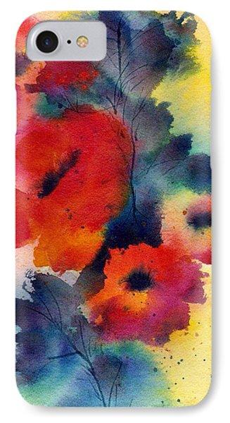 Spring Quartet IPhone Case by Anne Duke