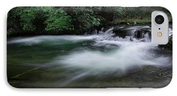 IPhone Case featuring the photograph Spring River by Mike Eingle