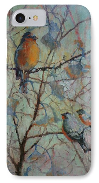 Spring Robin And Company IPhone Case