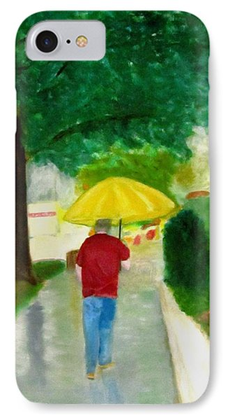 IPhone Case featuring the painting Spring Series IIi by Patricia Cleasby