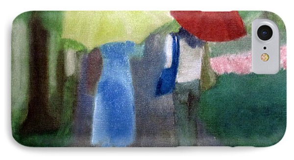 IPhone Case featuring the painting Spring Series Iv by Patricia Cleasby