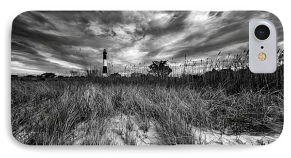 Spring Sky At Fire Island IPhone Case by Rick Berk