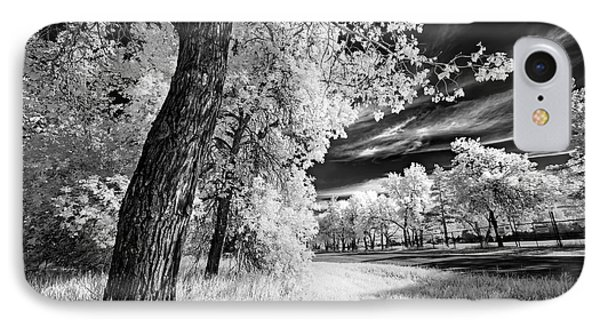 IPhone Case featuring the photograph Spring Sky by Dan Jurak
