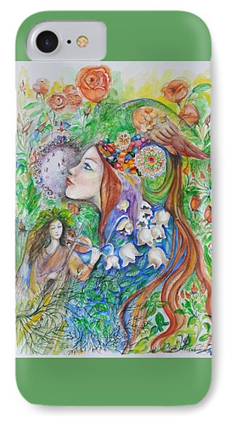 Spring Song IPhone Case