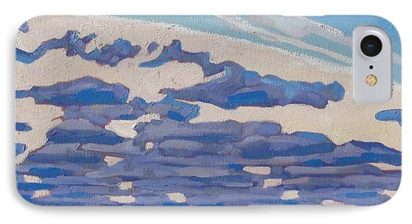 Spring Stratocumulus Phone Case by Phil Chadwick