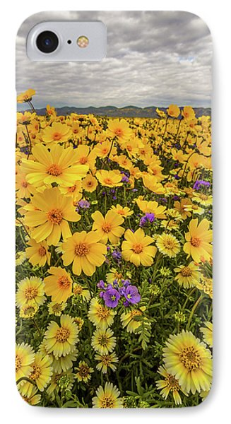 IPhone Case featuring the photograph Spring Super Bloom by Peter Tellone
