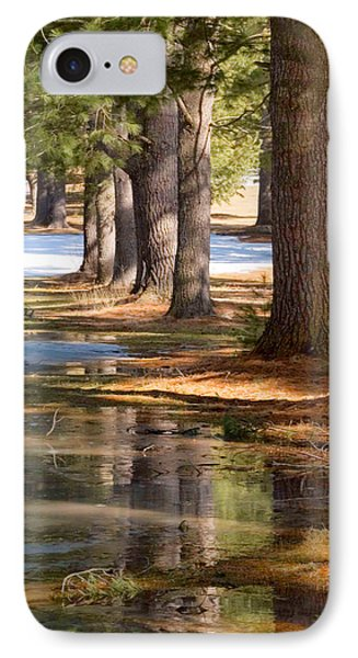 Spring Thaw  IPhone Case by Betty  Pauwels