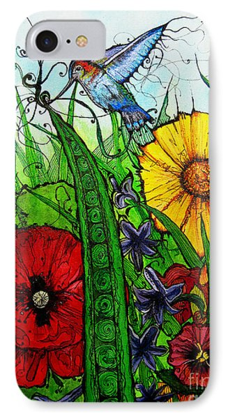 Spring Things Phone Case by Carrie Jackson
