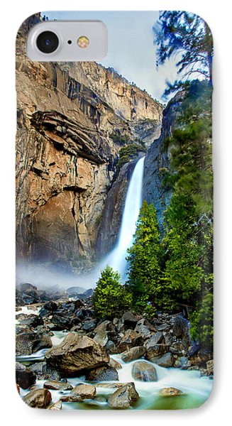 Spring Valley IPhone Case by Az Jackson