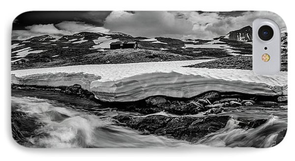 IPhone Case featuring the photograph Spring Waters by Dmytro Korol