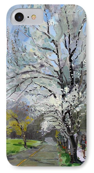 Spring IPhone Case by Ylli Haruni