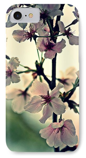 Spring's Delicate Dance IPhone Case by KayeCee Spain
